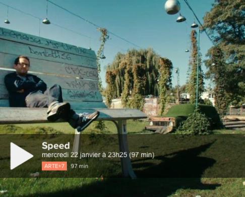 speed a la recherche du temps perdu