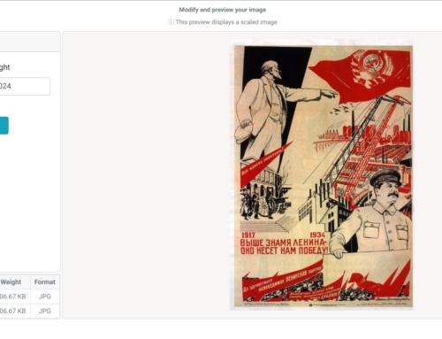 ResizePixel : redimensionnez, coupez, convertissez vos images — Ticeman