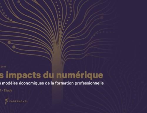Les impacts du numérique sur les modèles économiques de la formation professionnelle — FFP