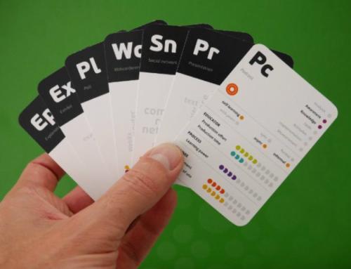Ouvrir la créativité par le biais d'une contrainte : un usage de Learning Battle Cards —Le Cnam