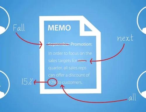 5 outils pour travailler sur un document à plusieurs — Outils collaboratis