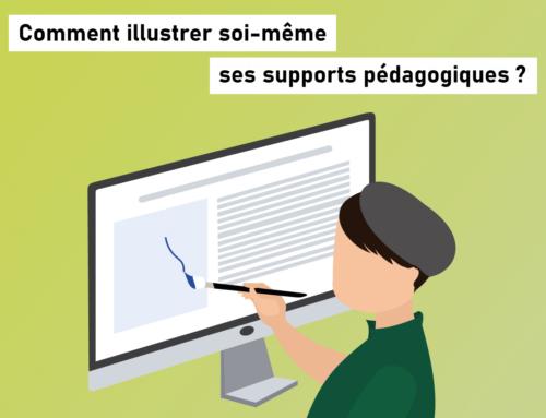 Illustrer soi-même ses supports pédagogiques : c'est possible ! — Sydologie