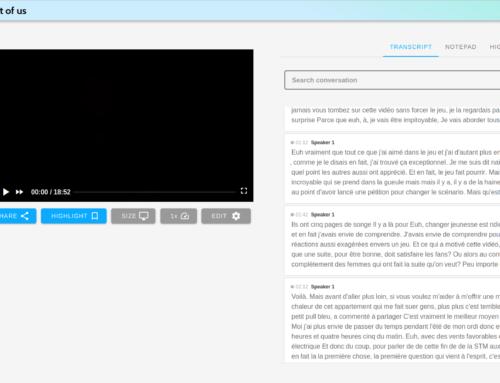 Saylient : transcrire automatiquement ses contenus audio et vidéo — Ticeman